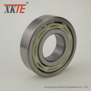 Nylon 66 Retainer Bearing For Mining Conveyor Roller China Manufacturer