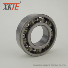 PA Cage Bearing 6205 TN9 For Mining Sector