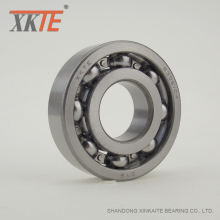 Ball Bearing For Conveyor Steel Troughing Idler Roller
