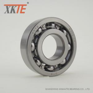 Ball Bearing For Portable Conveyor Belt Idler Roller China Manufacturer